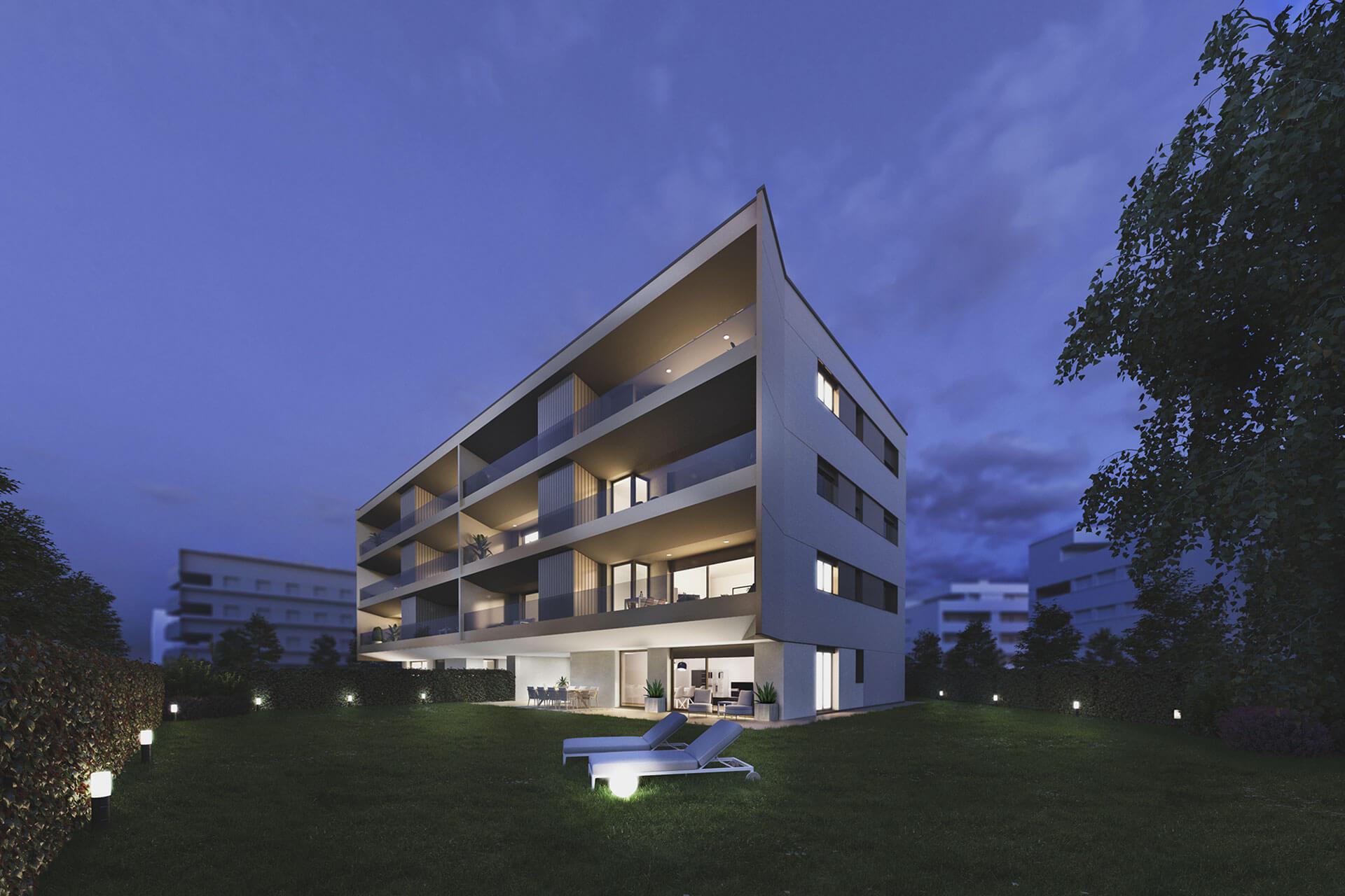 Praga Residencial Construcciones Andía